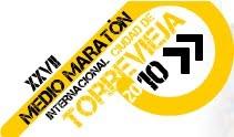 MENÚ Especial Media Maratón Ciudad de Torrevieja