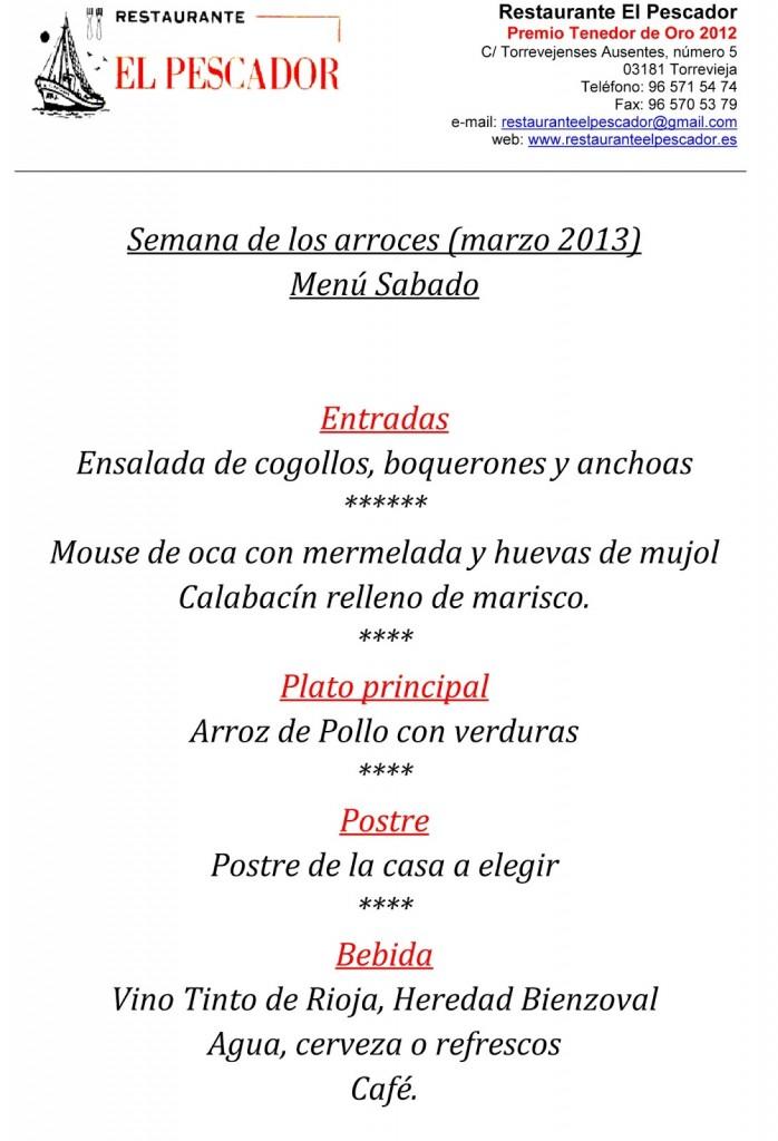 Menu-9-sabado-semana-de-los-arroces-Torrevieja---Restaurante-El-Pescador---marzo-2013-5