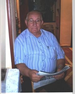 """Antonio Alvarez Fernandez """"El Pañero"""""""