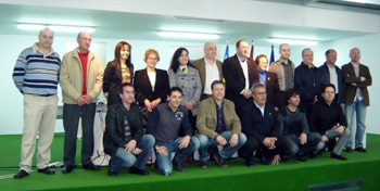 Premio TENEDOR DE ORO 2012