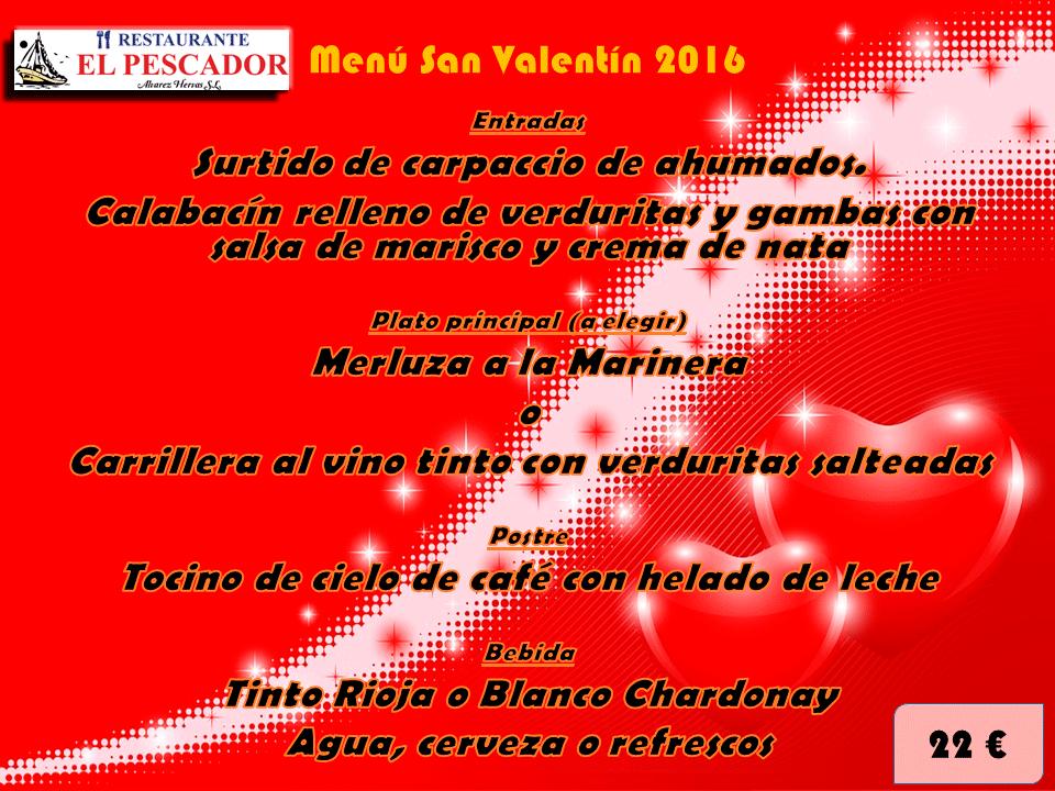 Menu-San-Valentin-2016---Restaurante-El-Pescador-Torrevieja