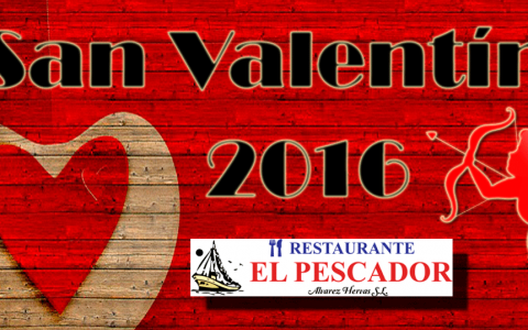 San Valentín 2016