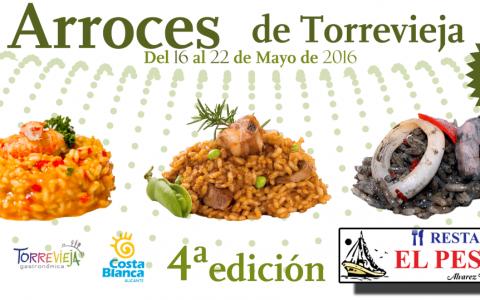 Semana de los arroces de Torrevieja 2016 (4ª Edición)