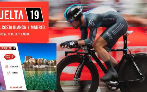 La Vuelta Ciclista a España en Torrevieja